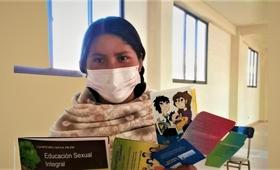 La educación integral de la sexualidad es una herramienta vital para la prevención del embarazo en adolescentes